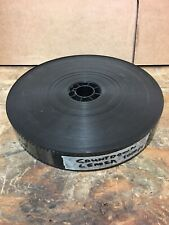 Count Down Leader 35 mm film, ideal for feature 1000ft feet length, 35mm