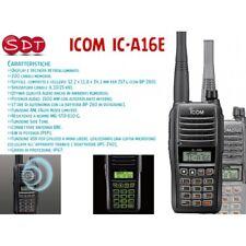 Icom Ic-A16e, Transceiver Laptop Aeronautico Vhf