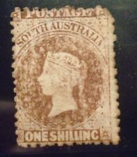 South Australia State stamp # 52a mint OG HR F