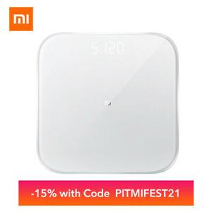 Mi Smart Scale 2 Xiaomi Bilancia Bluetooth 5.0 Nuovo Modello Bilancia Bianca IT