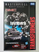 D3 100 Takara Transformers Masterpiece Movie Series Mpm-6 Ironhide