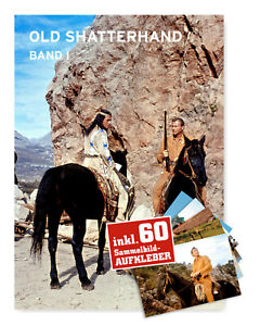 Old Shatterhand 2. Auflage · Bd 1 · Karl May · Lex Barker, Pierre Brice · Album