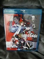 Kokkoku Complete Series Anime Blu-ray Brand New Sentai Filmworks