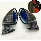 2x F1 Style Carbon Fiber Look Universal Racing Car Side Wing Rearview Mirrors Alfa Romeo 147