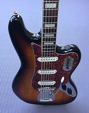 Squier Vintage Modified Bass VI 6 In 3-Color Sunburst