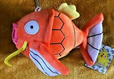 "Pokemon Magikarp 6"" / 15cm Plush Soft Toy Teddy - BRAND NEW and Tagged"