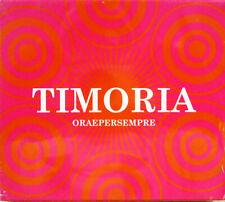 """TIMORIA """"ORA E PER SEMPRE""""  box 3 cd sigillato"""