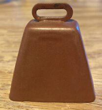 Vintage Small Metal Cow Goat Bell Farmhouse Loud