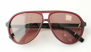 Karl Lagerfeld Matte Purple Womens Plastic UV Shades Sunglasses KL792S 066 A189B