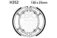 "FIT HONDA NSC 110 MPDC/E ""Vision"" (16"" Wheels) 12>14 EBC Plain Shoe Rear Left"