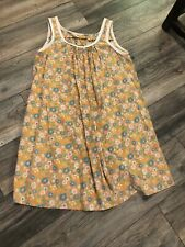 New listing Vintage 70's Hand Made Dress Women's Medium Large
