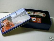 Dale Earnhardt,Jr. # 8 NASCAR Knife/Lighter New in Tin