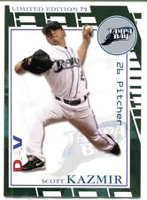 2006 DAV 72 Scott Kazmir Disabled American Veterans