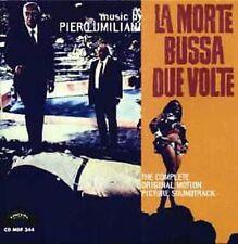 Piero Umiliani: La Morte Bussa Due Volte (New/Sealed CD)