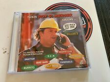 Roy Mercer This is Roy D. Mercer Calling...How Big'A Boy Are You? v. 3 comedy CD