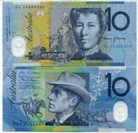 AUSTRALIA 10 DOLLARS 2015 P 58 POLYMER UNC