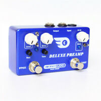 Handmade Deluxe Preamp Overdrive Boost  Mosky guitar effects pedal true bypass