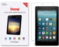 "3X Dooqi HD Screen Protector For Amazon Fire 7 Tablet with Alexa 7"" (2017/2019)"