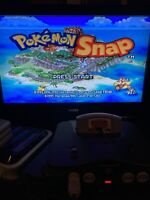Pokemon Snap Nintendo 64 N64 Authentic Tested Fast Shipping