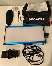 Dracast S-Series LED1000 Bi-Color LED Light with V-Mount Battery Plate & SoftBox