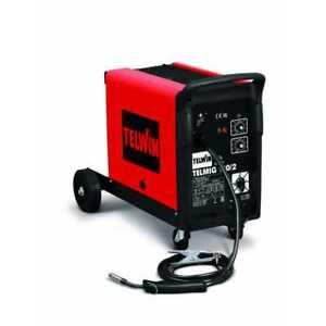 Poste MIG-MAG TELWIN TELMIG 180/2 TURBO 230V