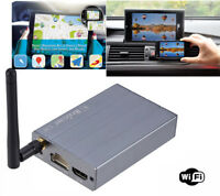 Car Wireless WiFi Display Mirroring Box HDMI Video Adapter for iPhone XR Android