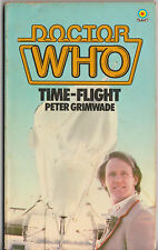 Doctor Who - Time Flight. 1st edn  Target books.