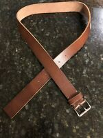 Urban Outfitters Basic Brown Leather Belt, Size Medium, NWOT.