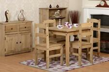 Kitchen Country Fixed Dining Tables Sets