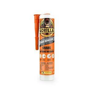 Gorilla Glue Heavy Duty Grab Adhesive - 290ml All Surface All Purpose