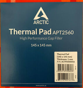 CPC ACC ARCTIC THERMAL PAD 145*145*1 MM sehr gross 14,5 *14,5 *0,1 cm