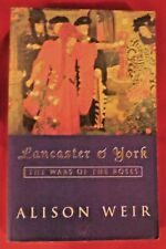Alison Weir , Lancaster and York , The Wars of the Roses , Pimlico , TB , 1998