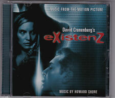 eXistenZ - Soundtrack - CD (David Cronenberg/Howard Shore 1999 BMG)
