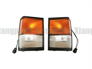 FOR Land Rover Range Rover Classic 1987-1995 OE European Clear Corner Lamps