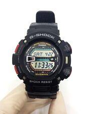 C asio G-Shock G-9000 Mudman Black Sport Watch