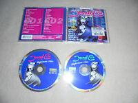 2 CD Best of Maxi Dance Sensation 96 36.Tracks 1996 Dune DJ Bobo Whigfield U96..