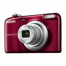 Nikon Coolpix Digital Camera Red A10