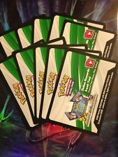 Pokemon Sun and Moon: Lost Thunder - Online Code Cards x 36