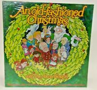 Vtg Sealed Christmas Record Old Fashioned Christmas Alcoa Singers Holiday Songs