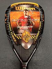 Wilson K Fierce Racquetball Racquet