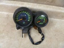 Kawasaki 750 GPZ ZX750 GPZ750 Used Speedometer Tachometer Gauges 1984 KB65