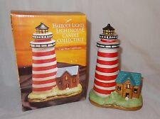 Cape Hope Lighthouse Harbor Lights Great American Figurine Votive Candle Holder