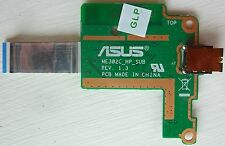 "ASUS MEMOPAD 10.1""  OEM  ME302C K00A AUDIO SOUND BOARD with Ribbon"