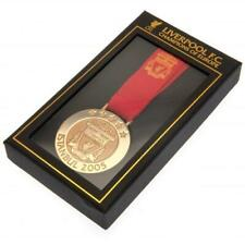 More details for liverpool fc official replica istanbul 2005 winners medal great gift for lfc fan