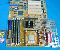 ASUS P4P800-E DELUXE MOTHERBOARD 478 865PE ATX Intel PENTIUM CPU 2GB DDR