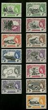 St Helena   1953   Scott # 140-152    Mint Lightly Hinged Set