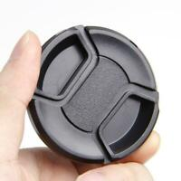 72mm Front Lens Cap Hood Cover Snap Camera For Canon Nikon Sigma Lens Caps