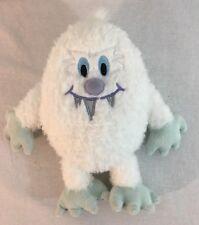 Disney White Yeti Abominable Snowman Stuffed Animal Plush Toy