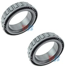 Pair Set of 2 Front Inner WJB Wheel Bearings for Chevy K10 Dodge GMC K15 Jeep