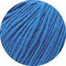 Wolle Kreativ! Lana Grossa - Mc Wool Merino Mix 100 - Fb. 162 blau 50 g